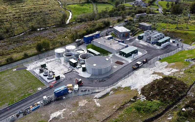 Coffey Project - Lough Talt Water Treatment Plant - October 2020
